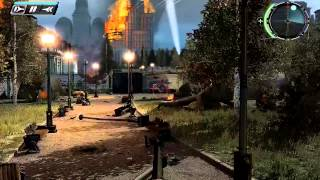 TimeShift PC Gameplay Commentary HD [4/4]