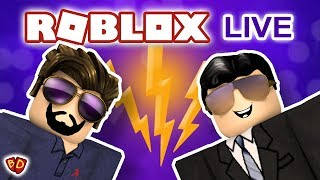 🔴 Roblox Live | Natural Disaster Survival and Wild Revolvers | Ben and Dad