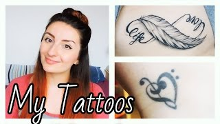 Tattoo Tag 2015 - My Tattoos | Meliaa