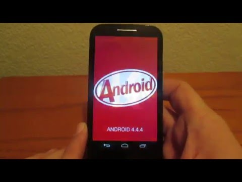 Unboxing: Motorola Moto E (1st Gen)