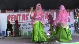 Tari BarakAllah Maher Zain (MIN 18 Jakarta)