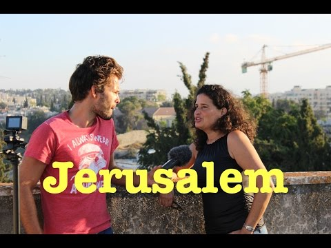 What's so special about Jerusalem? - Jung & Naiv in Israel: