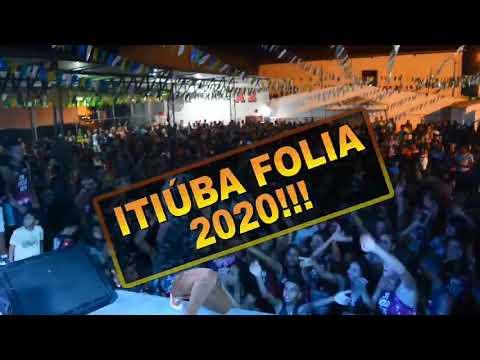 A PREFEITURA DE ITIÚBA, ATRAVÉS DA SECRETARIA DE CULTURA, ESPORTE E LAZER CONFIRMA MAIS UMA ATRAÇÃO PARA O CARNAVAL 2020!!!