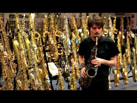Conn-Selmer Premiere Alto Saxophone