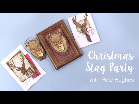 Christmas Stag Party - With Pete Hughes