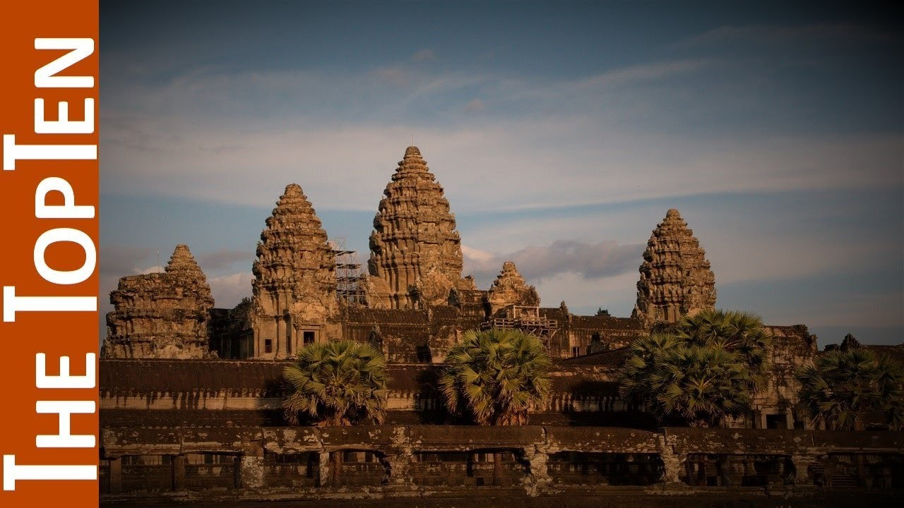 The Top Ten Largest Hindu Temples in the World