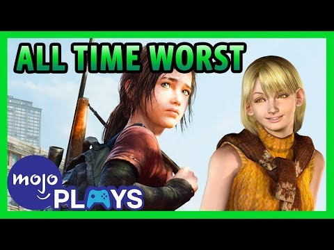 The Worst Cliché in Video Games: The Escort Mission