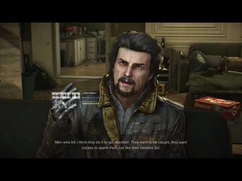 Deus Ex: Mankind Divided Stealth Walktrough # 20 {Belltower investigation}
