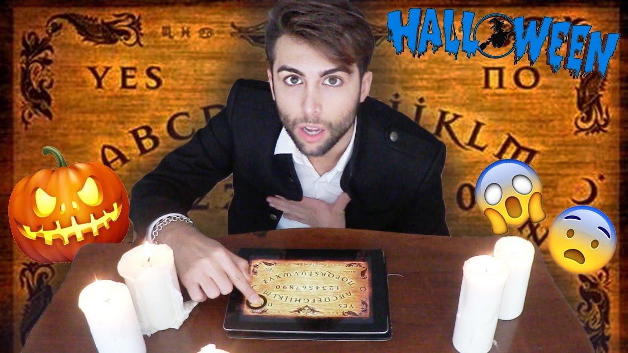 Non usate la tavola ouija ad halloween gianmarco - La tavola ouija film ...