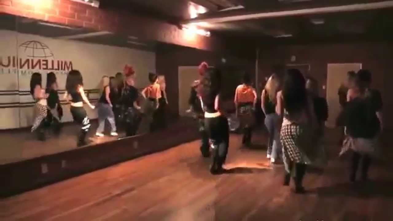 Selena Gomez Come And Get It Choreography (Dance Tutorial ...