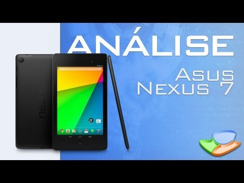 ASUS Google Nexus 7 2013 [Análise de produto] - Tecmundo
