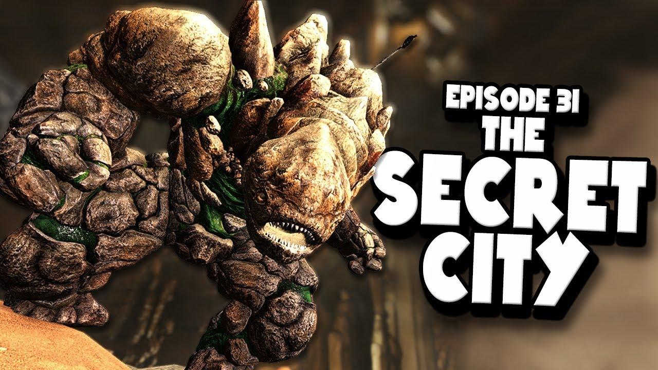 Download THE SECRET UNDERGROUND CITY! - ARK: Survival Evolved ASCENSION Ep #31