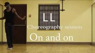 Missy Elliot - On And On || Choreography