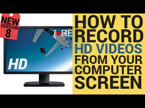 How to record full HD videos from the internet
