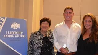 ITA Ann Lebedeff Leadership Award: Drew Akins