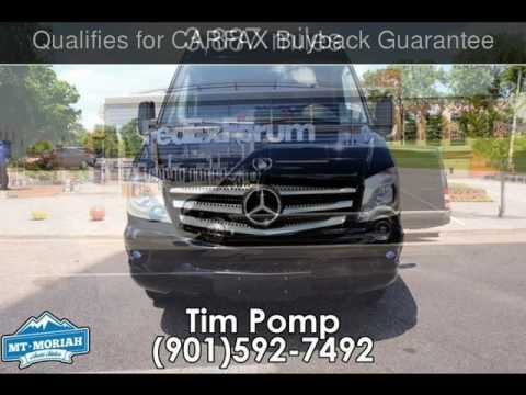 2015 mercedes benz sprinter 14 passenger used cars memphis tennessee 2017 06 29 youtube. Black Bedroom Furniture Sets. Home Design Ideas