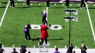 Kansas State University Marching Band - the Greatest Showman