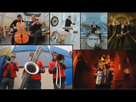 Mix the City: HAMBURG - Kutiman