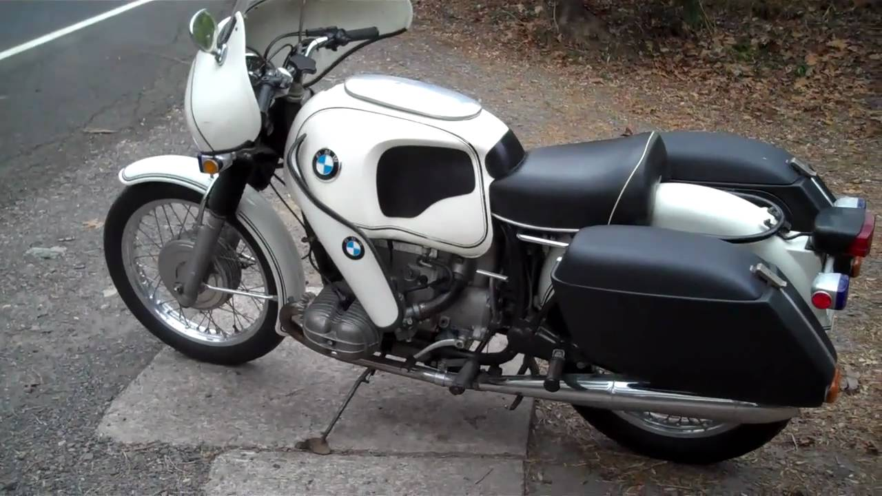 1971 Bmw Hienrich Special R60 5 Youtube