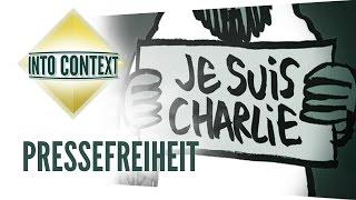 Charlie Hebdo und die Pressefreiheit I INTO CONTEXT