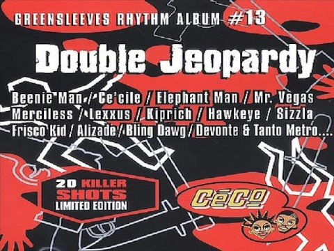 (2001) Double Jeopardy Riddim - Various Artists - DJ_JaMzZ