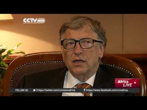 Bill Gates to spend $5 billion in Africa's health sector