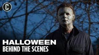 Halloween 2018: Behind the Scenes with Jamie Lee Curtis