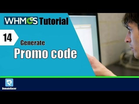 WHMCS Guide-14 | Add Promotions and Coupons Codes