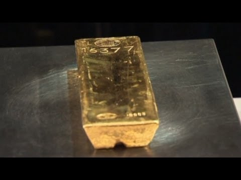300 tons of Fed gold on the move