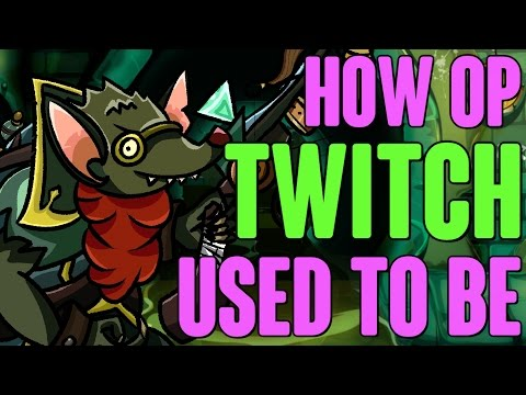 How OP Twitch Used To Be