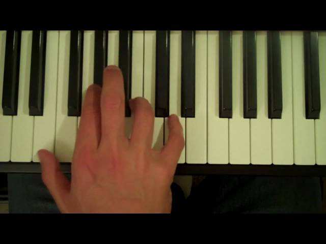 Piano piano chords e7 : How To Play an E7 Chord on the Piano - YouTube