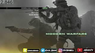 Iw4X Mod Menu 2018