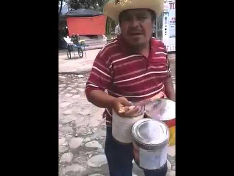 Mexican Man beats  Music Cans - kuriki taka ti kuriki taka ta
