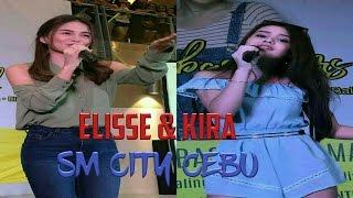 vuclip KIRA BALINGER & ELISSE JOSON LIVE!