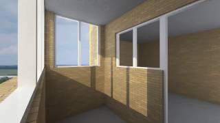 Утепление балкона пенополистиролом свой дом.