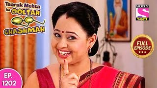 Taarak Mehta Ka Ooltah Chashmah - Full Episode 1202 - 13th August, 2018