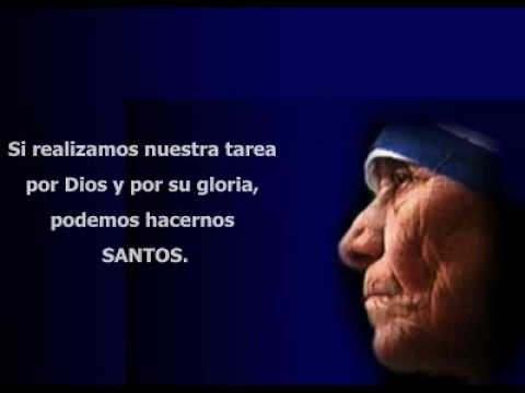 Madre Teresa De Calcuta Youtube