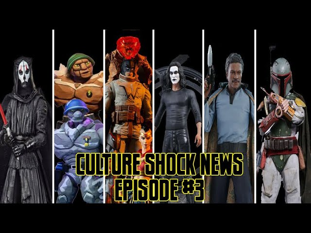 cSc News Ep3: Batman Last Knight & Death Metal, TMNT, Darth Nihilus, NYCC 2020, Hot Toys, The Crow