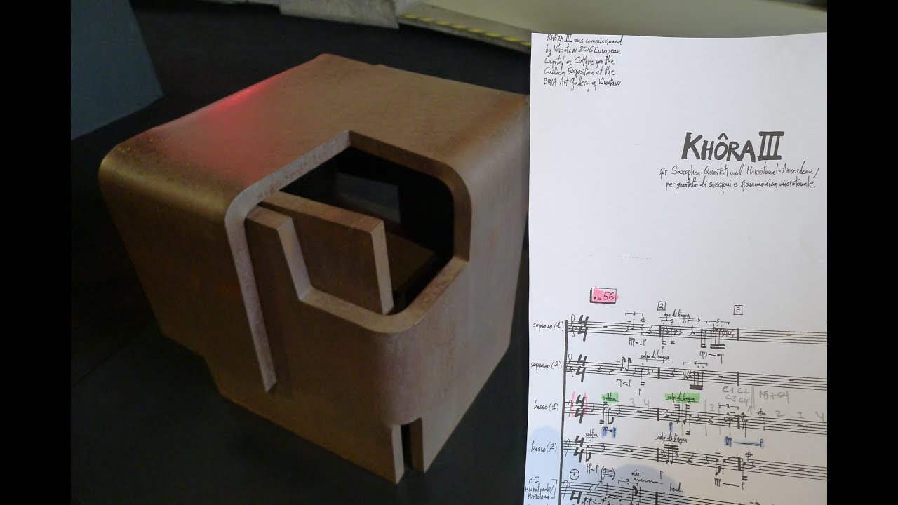 KHÔRA I-II-III (filmed in Wroclaw, Poland)
