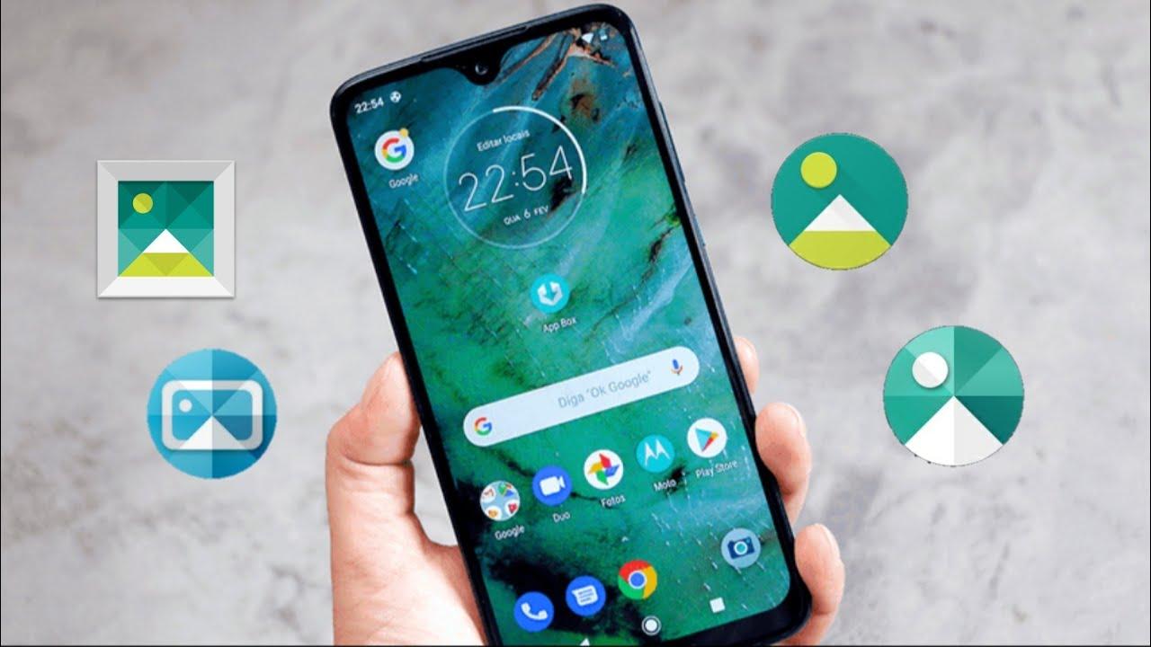 GALERIA MOTOROLA para MOTO G7! (Compatível com todos os Motorolas!)