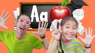 ABC Phonics Song | Nora Family Show