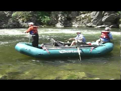 Idaho raft fly fishing solitude river trips youtube for Idaho out of state fishing license