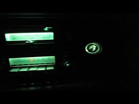 1966 Mercury Park Lane Original Radio