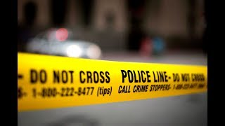 CAUGHT ON CAMERA: On the scene at Toronto's 89th murder