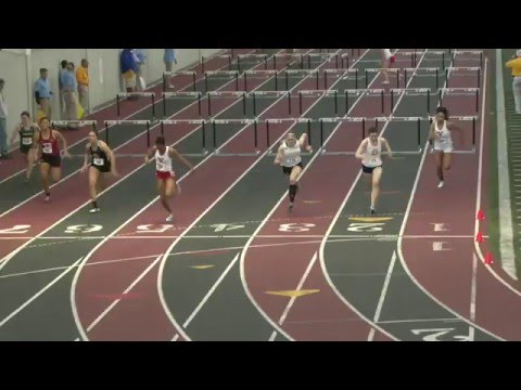 2016 Horizon League Indoor Track and Field Highlights | Feb 28, 2016