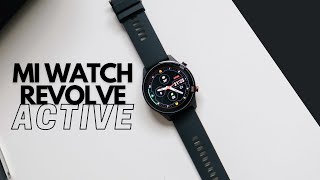 Mi Watch Revolve Active Super Chill Unboxing! 💯⚡
