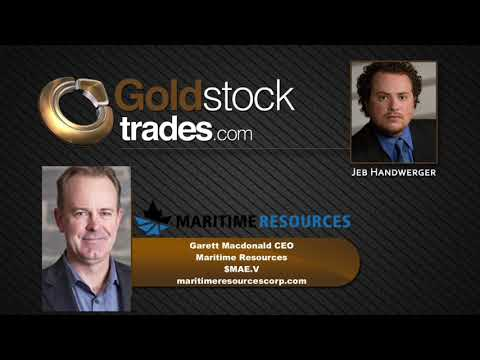 Maritime Resources $MAE V Ready for Rerating As They Connect Hammerdown and Orion Deposits?