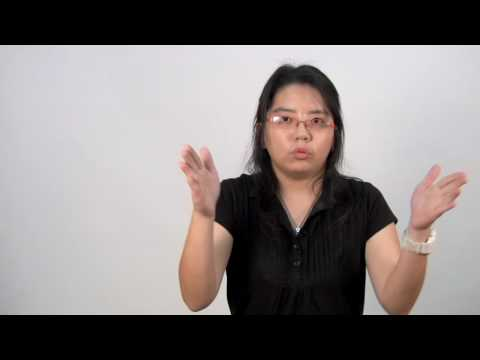 Sign Language For Photography