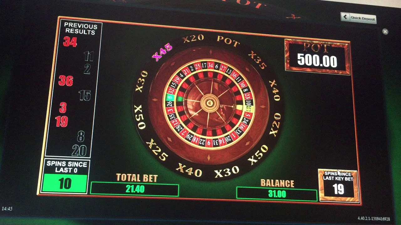 Roulette 1000 spins results