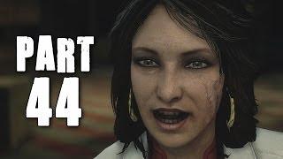 Dead Rising 3 Gameplay Walkthrough Part 44 - Isabela Keyes (XBOX ONE)